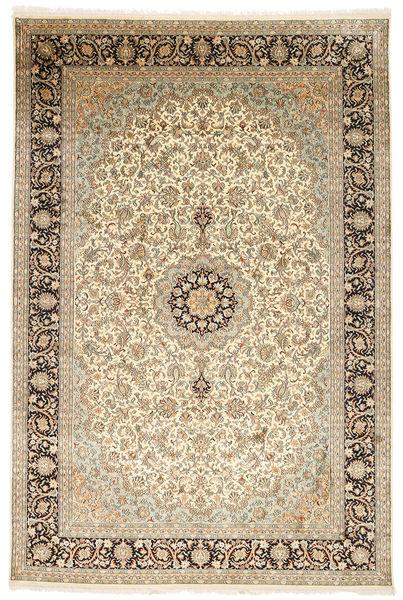 Kashmir ren silke teppe XVZC453