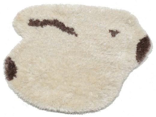 Dywan Funny-Bunny Promo - White / Brunatny CVD7147