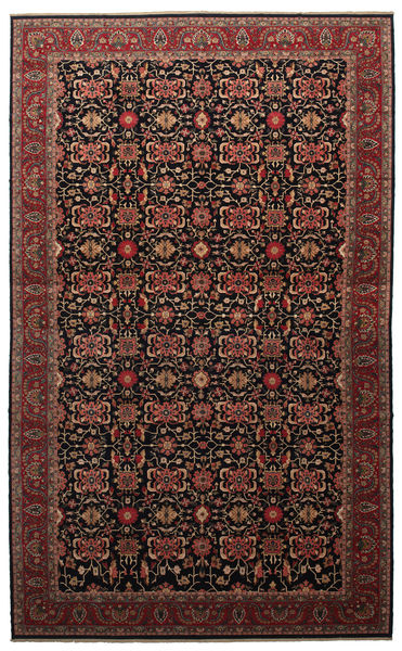 Malayer Rug 505X817 Authentic  Oriental Handknotted Dark Red/Dark Brown Large (Wool, Persia/Iran)