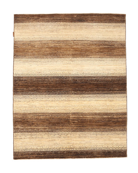 Ziegler Modern Rug 153X195 Authentic  Modern Handknotted Brown/Dark Beige (Wool, Pakistan)