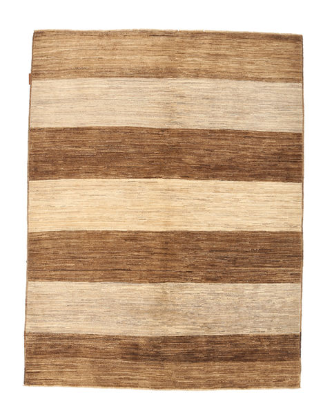 Ziegler Modern Rug 151X199 Authentic  Modern Handknotted Brown/Dark Beige/Beige (Wool, Pakistan)