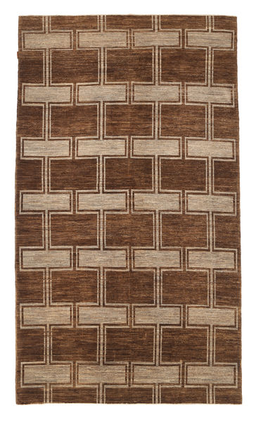 Ziegler Modern Rug 201X348 Authentic  Modern Handknotted Brown/Light Brown/Dark Brown (Wool, Pakistan)