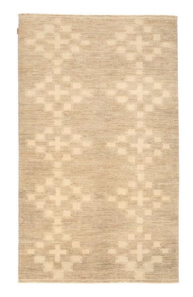 Ziegler Moderni Matto 186X315 Moderni Käsinsolmittu Tummanbeige/Vaaleanruskea (Villa, Pakistan)