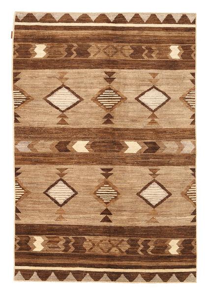 Ziegler Modern Rug 145X229 Authentic  Modern Handknotted Light Brown/Brown (Wool, Pakistan)