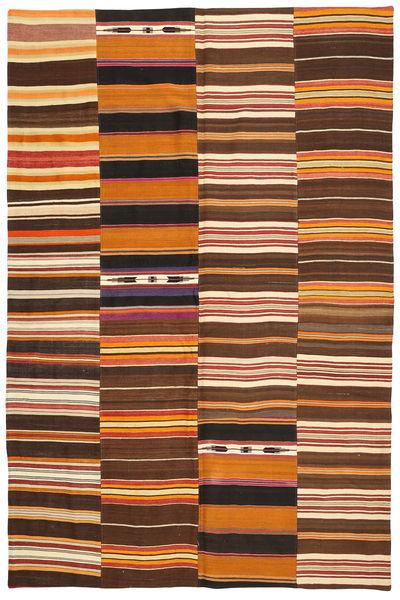 Kilim Patchwork carpet XCGZB555