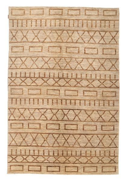 Ziegler Modern Rug 192X290 Authentic  Modern Handknotted Light Brown/Dark Beige (Wool, Pakistan)