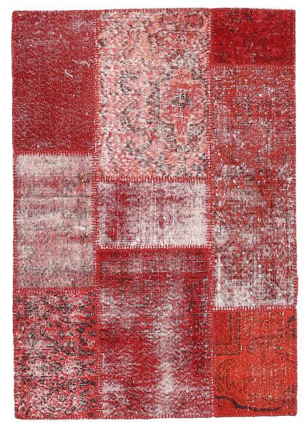 Patchwork rug BHKZI1070