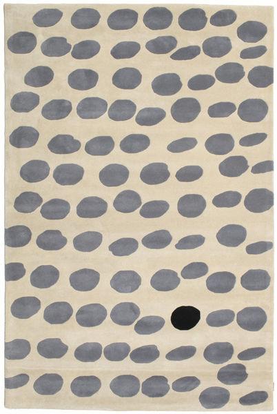 Camouflage Handtufted - Cream / Grå teppe CVD13642