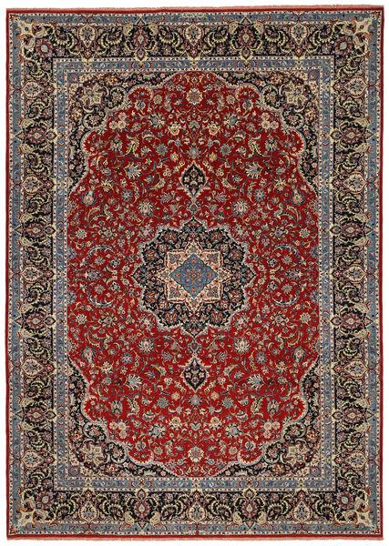 Ilam Sherkat Farsh silke teppe TBH52