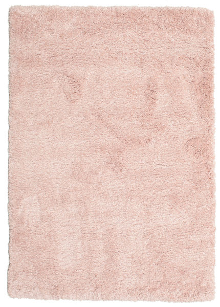 Shaggy Sadeh - Pink Rug 120X170 Modern Light Pink/Beige ( Turkey)