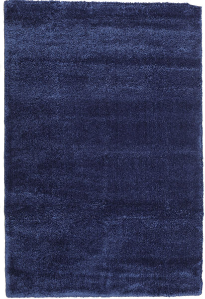 Shaggy Sadeh - Blue Rug 200X300 Modern Dark Blue/Dark Purple ( Turkey)