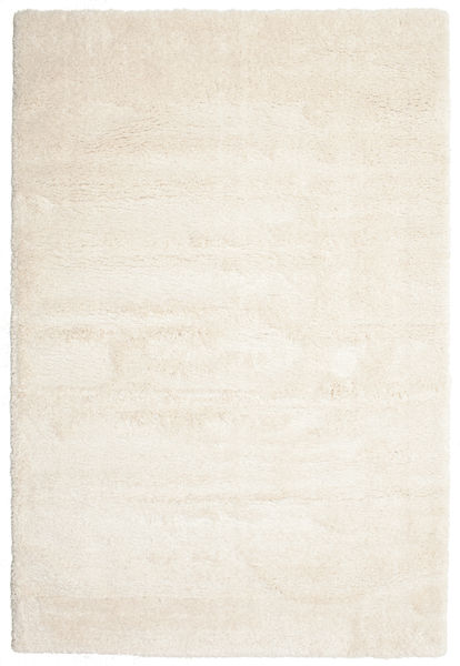 Shaggy Sadeh - Off White Teppe 200X300 Moderne Beige ( Tyrkia)