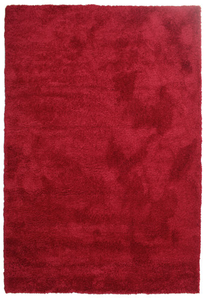 Shaggy Sadeh - Rouge Tapis 200X300 Moderne Rouge/Rouge Foncé ( Turquie)