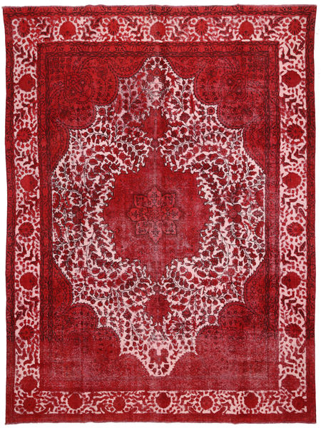 Colored Vintage rug XVZQ448