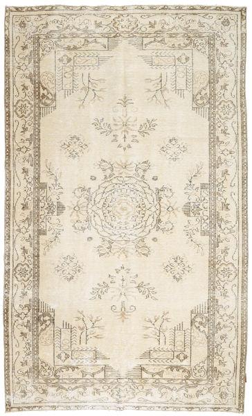 Colored Vintage rug XCGZD1603