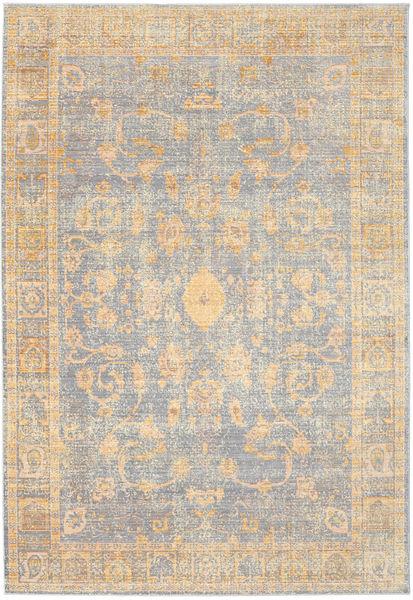 Maharani - Grijs / Geel tapijt CVD12123