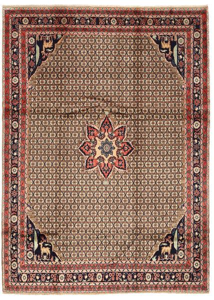 Koliai Matto 205X280 Itämainen Käsinsolmittu Vaaleanruskea/Ruskea (Villa, Persia/Iran)