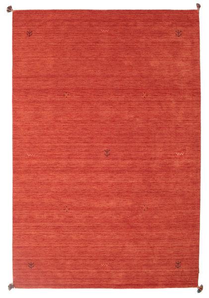 Loribaf Loom Rug 202X302 Authentic  Modern Handknotted Rust Red/Orange (Wool, India)