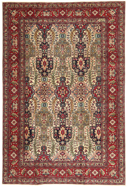 Tabriz Patina carpet XVZR1582