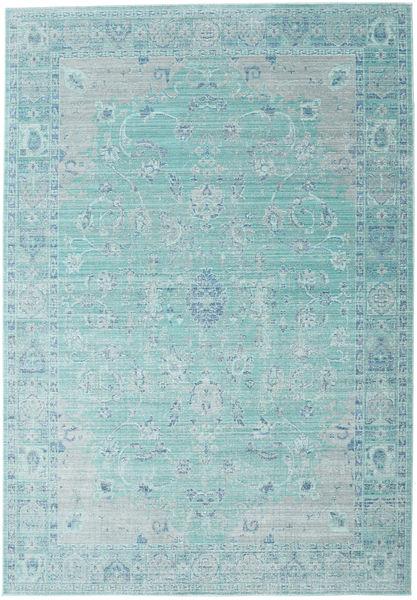 Maharani - Blue Rug 200X300 Modern Light Grey/Pastel Green ( Turkey)