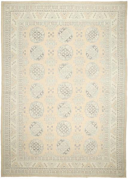 Ziegler Ariana Rug 294X418 Authentic  Oriental Handknotted Dark Beige/Beige Large (Wool, Afghanistan)