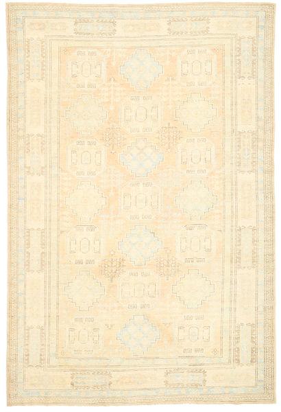 Ziegler Ariana Dywan 169X256 Orientalny Tkany Ręcznie Beżowy/Ciemnobeżowy (Wełna, Afganistan)