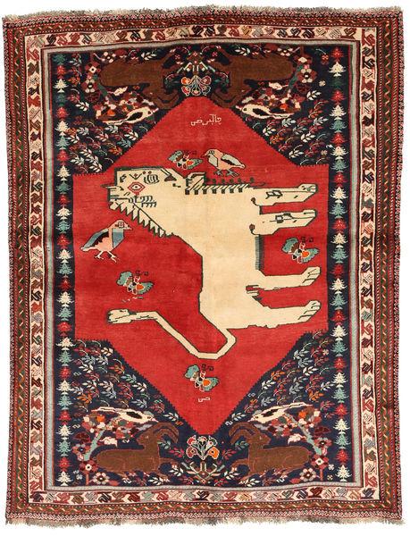 Ghashghai figural matta RXZA874