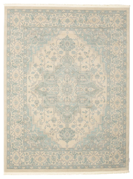 Ziegler Phoenix - Beige/Blue Rug 200X250 Oriental Light Grey/Beige ( Turkey)