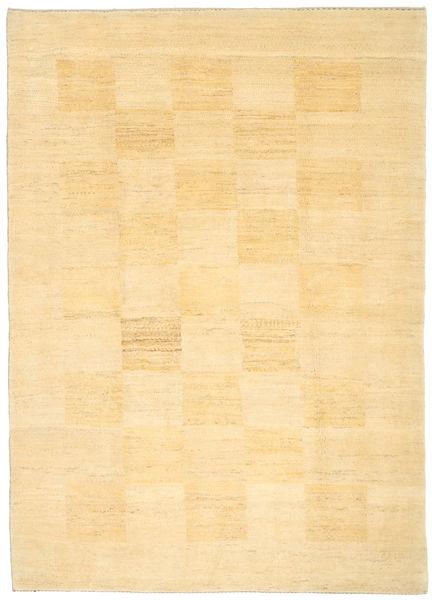 Gabbeh Persia Matto 178X256 Moderni Käsinsolmittu Tummanbeige/Vaaleanruskea/Vaaleanpunainen (Villa, Persia/Iran)