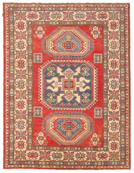 Kazak Alfombra 268X355 Oriental Hecha A Mano Óxido/Roja/Marrón Grande (Lana, Pakistán)