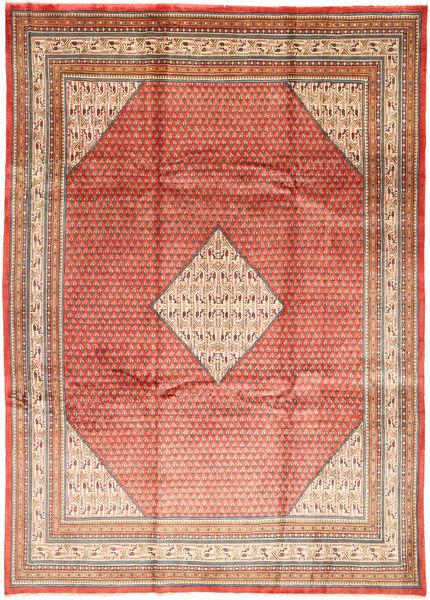 Sarouk Mir Rug 250X350 Authentic  Oriental Handknotted Light Brown/Brown Large (Wool, Persia/Iran)