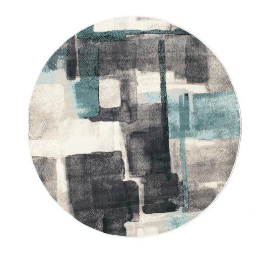 K-pax - Blue / Grey rug RVD14149
