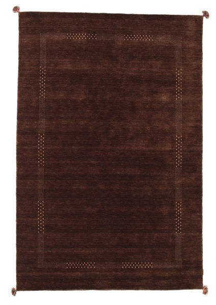 Loribaf Loom Rug 196X293 Authentic  Modern Handknotted Dark Red (Wool, India)