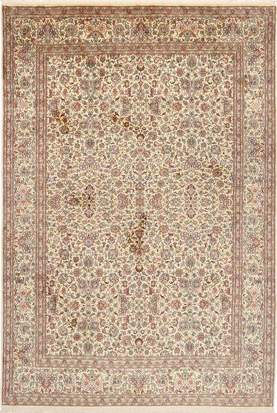 Kashmir ren silke teppe MSA121
