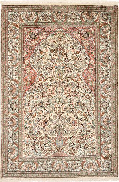 Kashmir äkta silke matta MSA278
