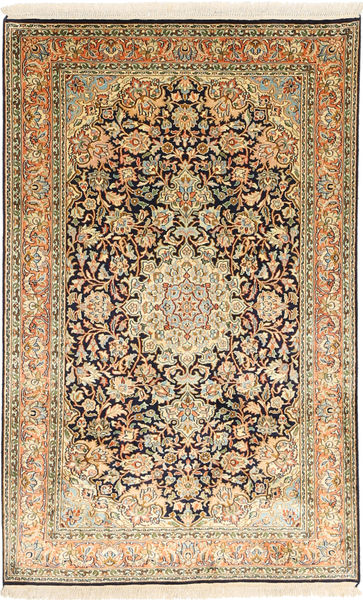 Kashmir ren silke teppe MSA323