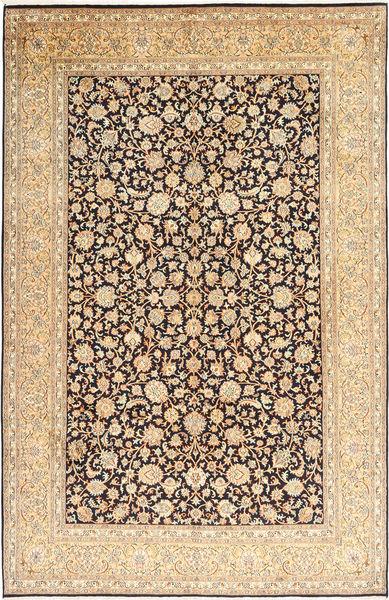 Kashmir ren silke teppe MSA65