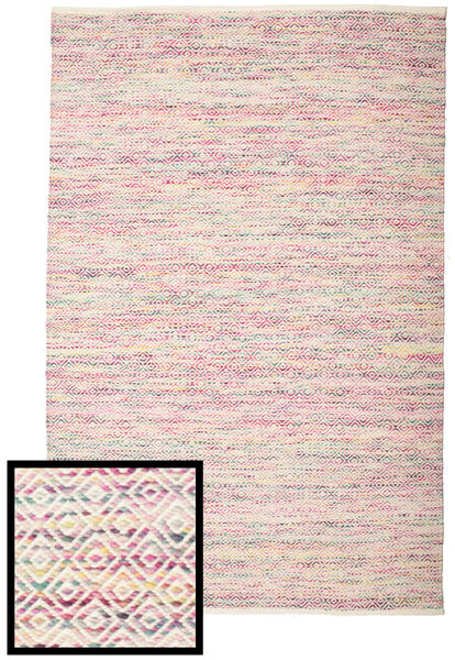 Hugo - Multi Pink carpet CVD14469