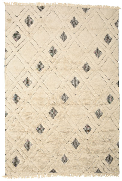 Yoko Rug 200X300 Authentic  Modern Handknotted Beige/Light Brown (Wool, India)