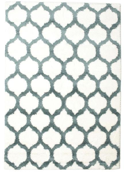 Berber Shaggy Illusia - Grønn teppe CVD14722