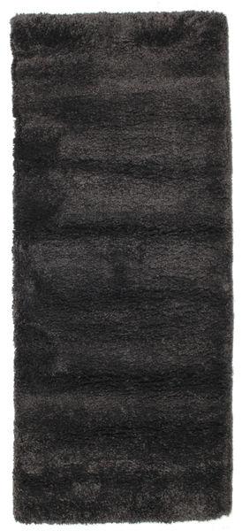Shaggy Sadeh - Zwart / Grijs tapijt CVD14733