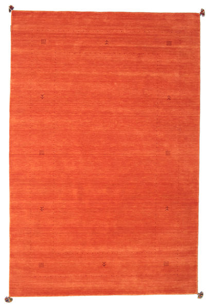 Loribaf Loom Rug 193X290 Authentic  Modern Handknotted Orange (Wool, India)
