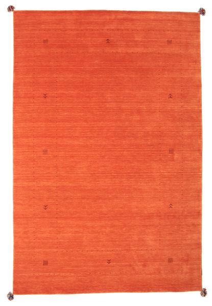 Loribaf Loom Matto 192X292 Moderni Käsinsolmittu Oranssi (Villa, Intia)