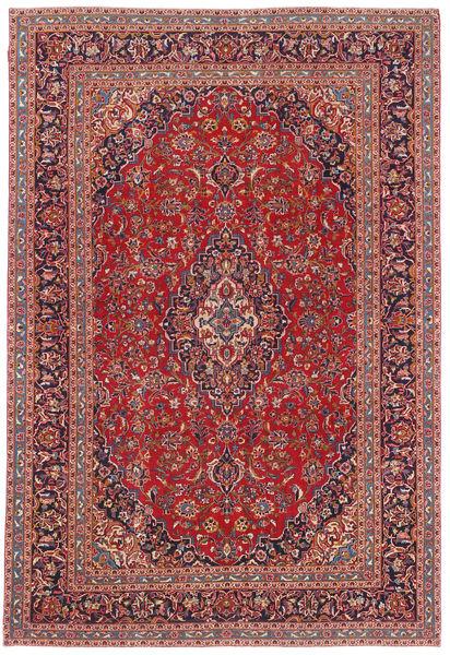 Keshan Patina Matto 244X361 Itämainen Käsinsolmittu Ruskea/Tummanpunainen (Villa, Persia/Iran)