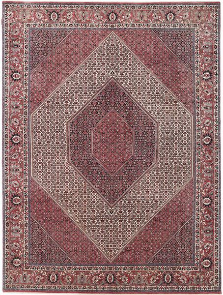 Bidjar Takab/Bukan Teppe 250X337 Ekte Orientalsk Håndknyttet Mørk Rød/Lyselilla Stort (Ull, Persia/Iran)