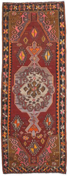 Kelim halvt antikke Tyrkiske teppe NAZA460