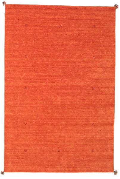 Loribaf Loom Matto 193X292 Moderni Käsinsolmittu Oranssi (Villa, Intia)