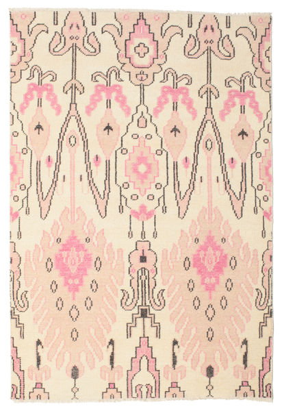 Taylor Rug 160X230 Authentic  Modern Handknotted Light Pink/Beige (Wool, India)