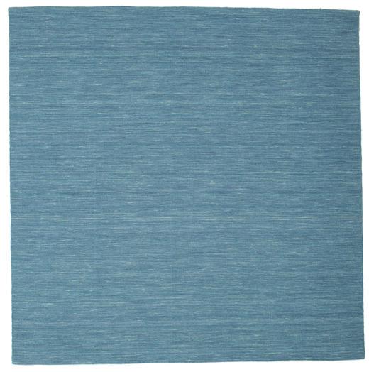 Tapete Kilim loom - Azul CVD9064