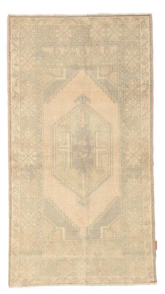 Colored Vintage Dywan 100X187 Nowoczesny Tkany Ręcznie Beżowy/Jasnobrązowy (Wełna, Turcja)